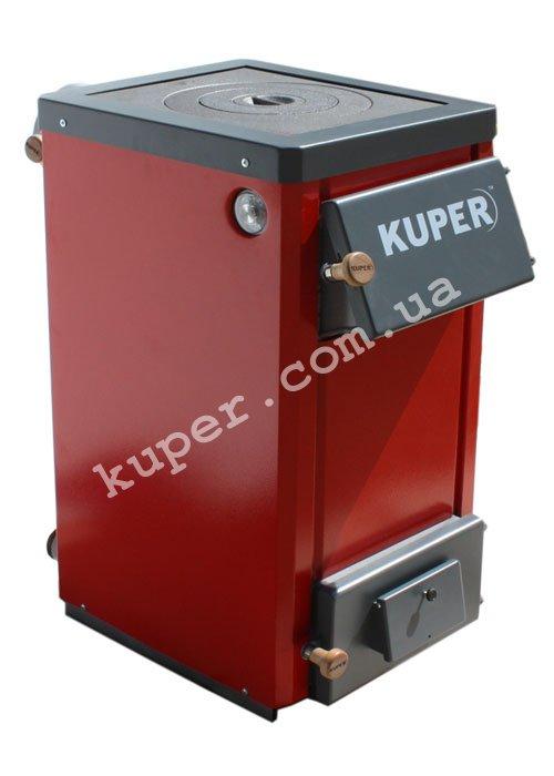 Kuper-15ПLUX с возможностью подключения ТЭНа